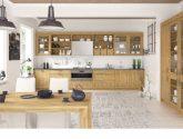 10+ Kvalitní Fotografií z Kuchyne Rustikální