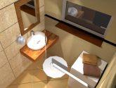 10 Nejlépe z Koupelny v Podkroví