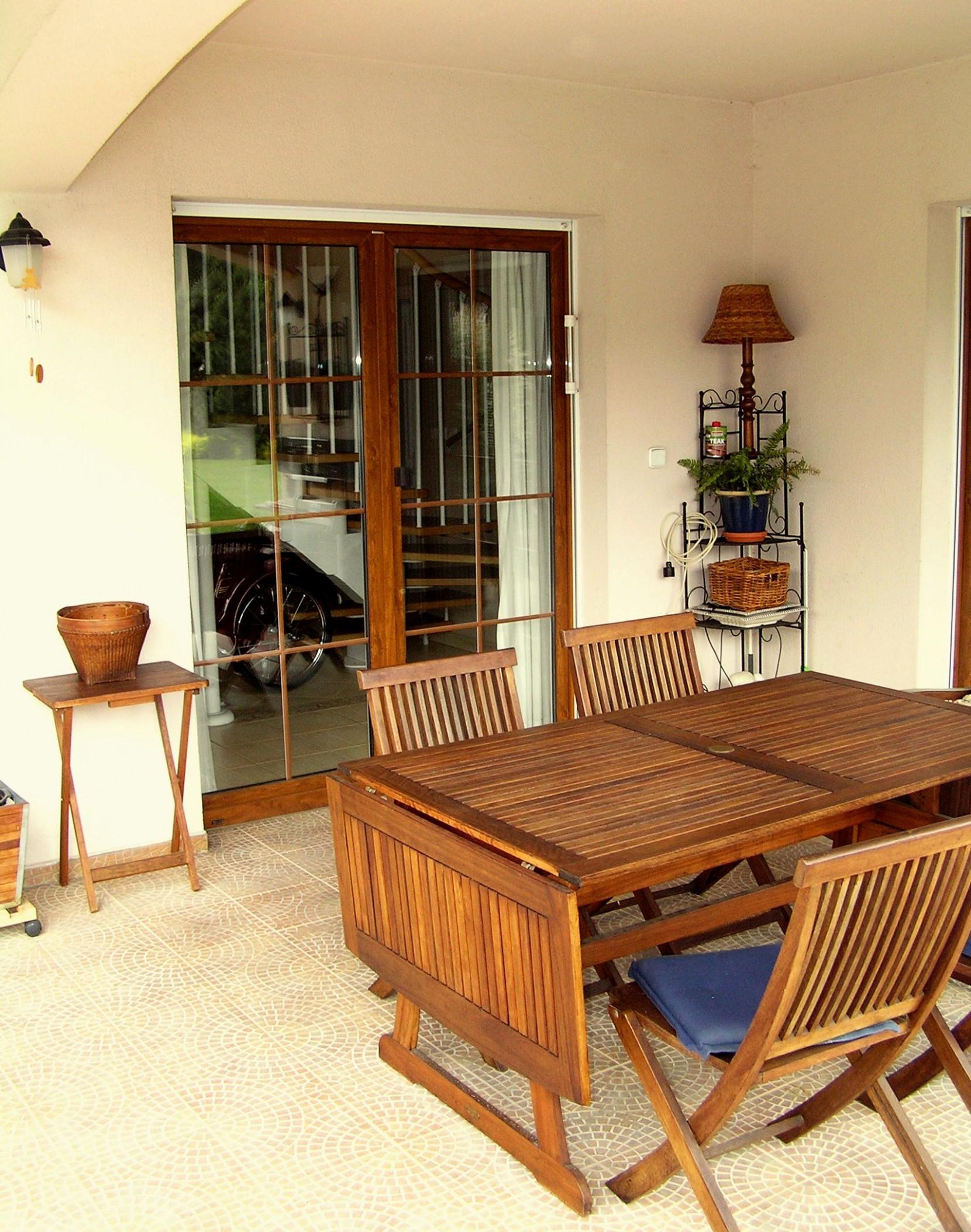 Teakový nábytek - Zahradní nábytek