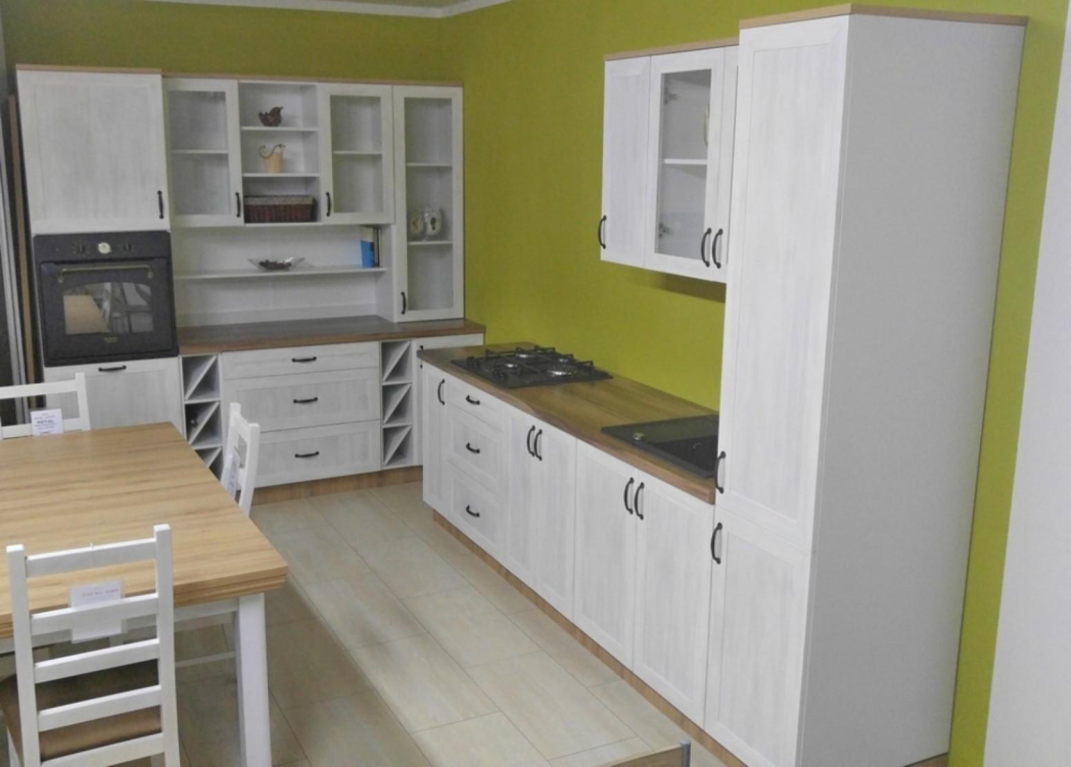 Nábytek - Royal – kuchyňská linka v provensálském stylu - nábytek ...