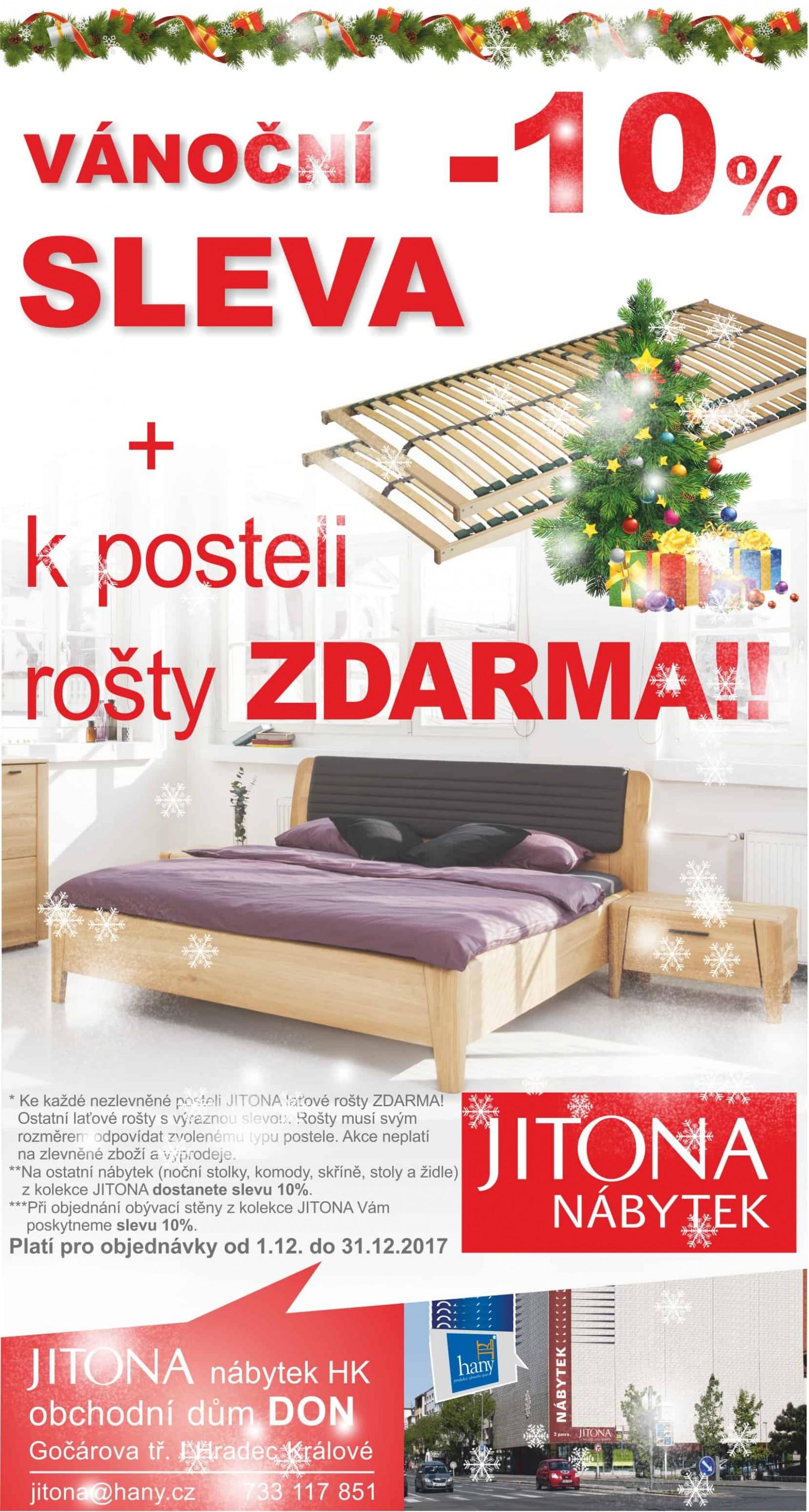 HANY nábytek matrace, Hradec Králové