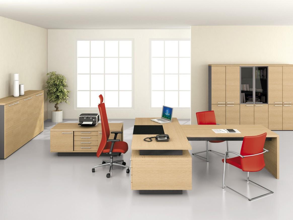 Nábytková řada ROYAL - NO BL kancelářský nábytek a kancelářské židle ...