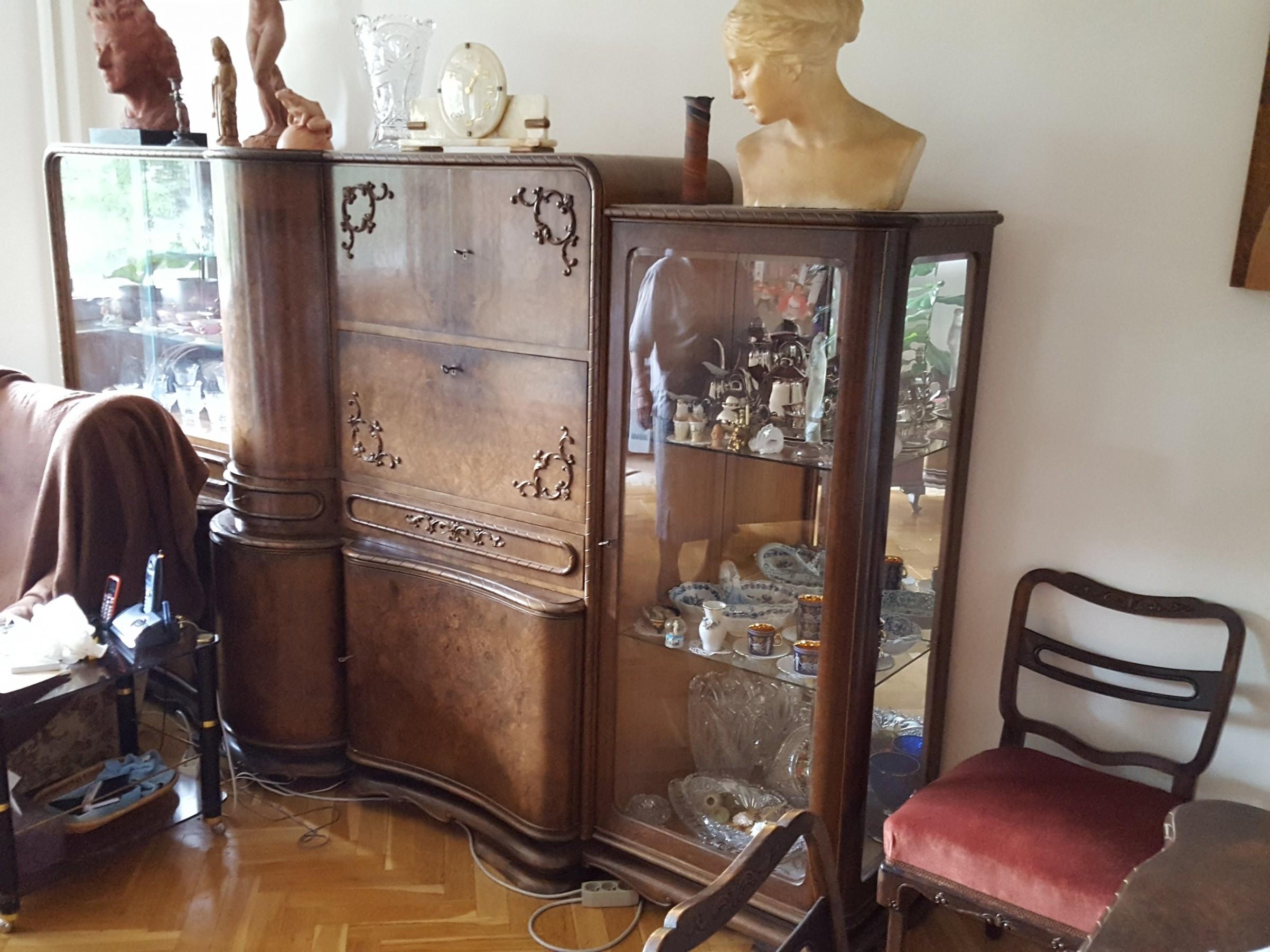 Starožitný nábytek stěhování výkup prodej Brno