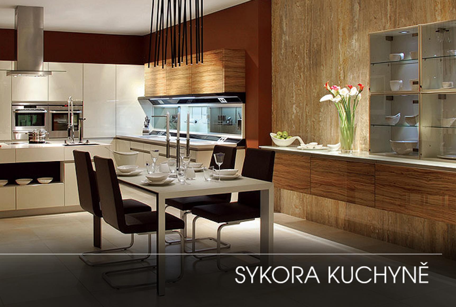 Kuchyne Sykora