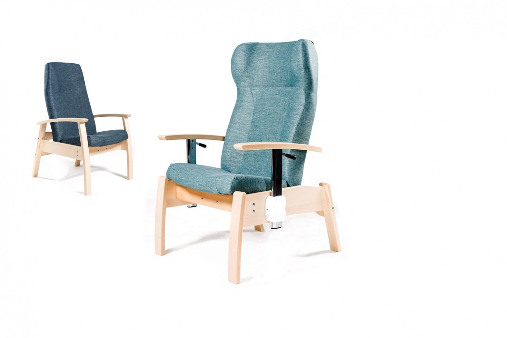 Zdravotnický nábytek pro domovy důchodců, nemocnice | JECH