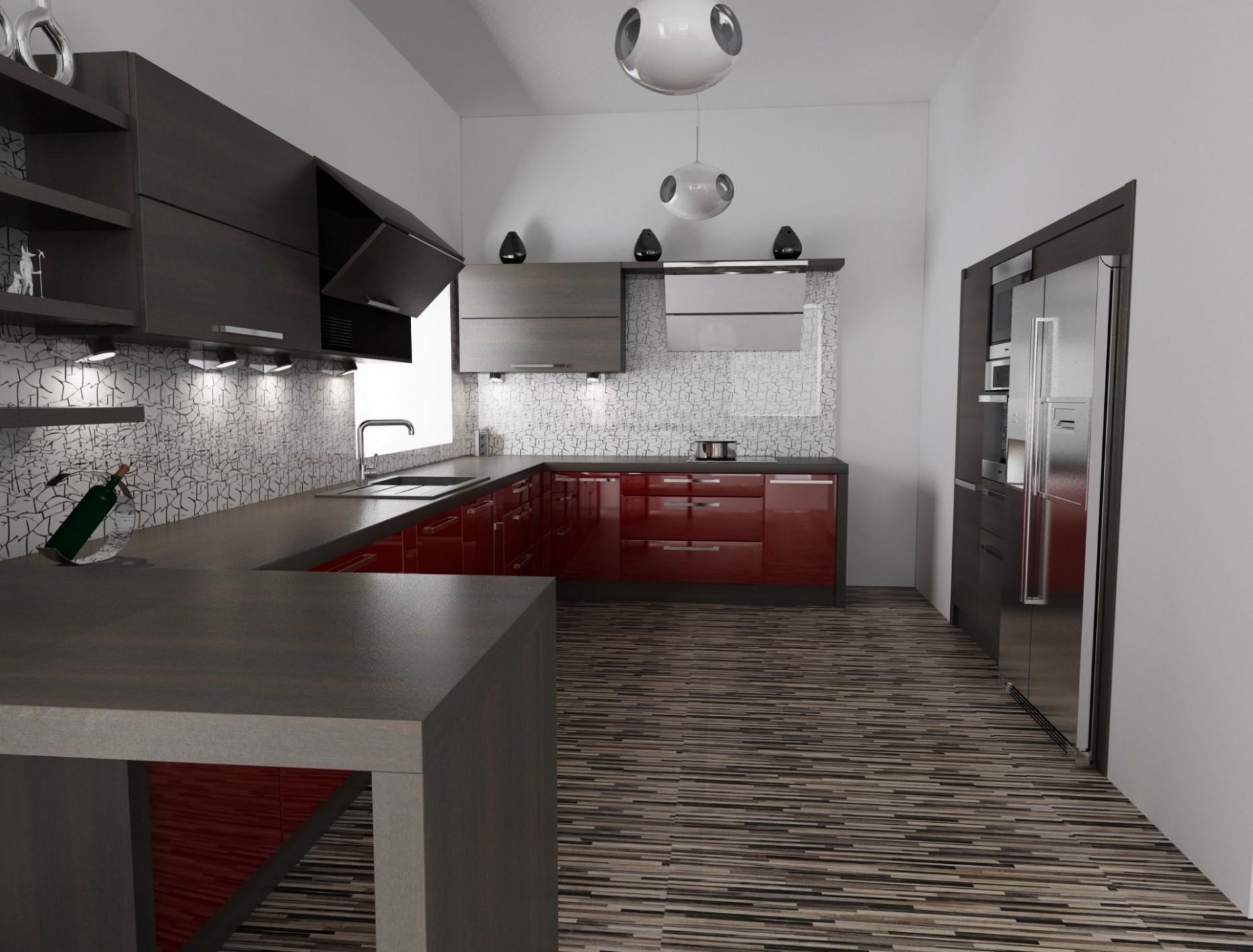 Kuchyne s Barem