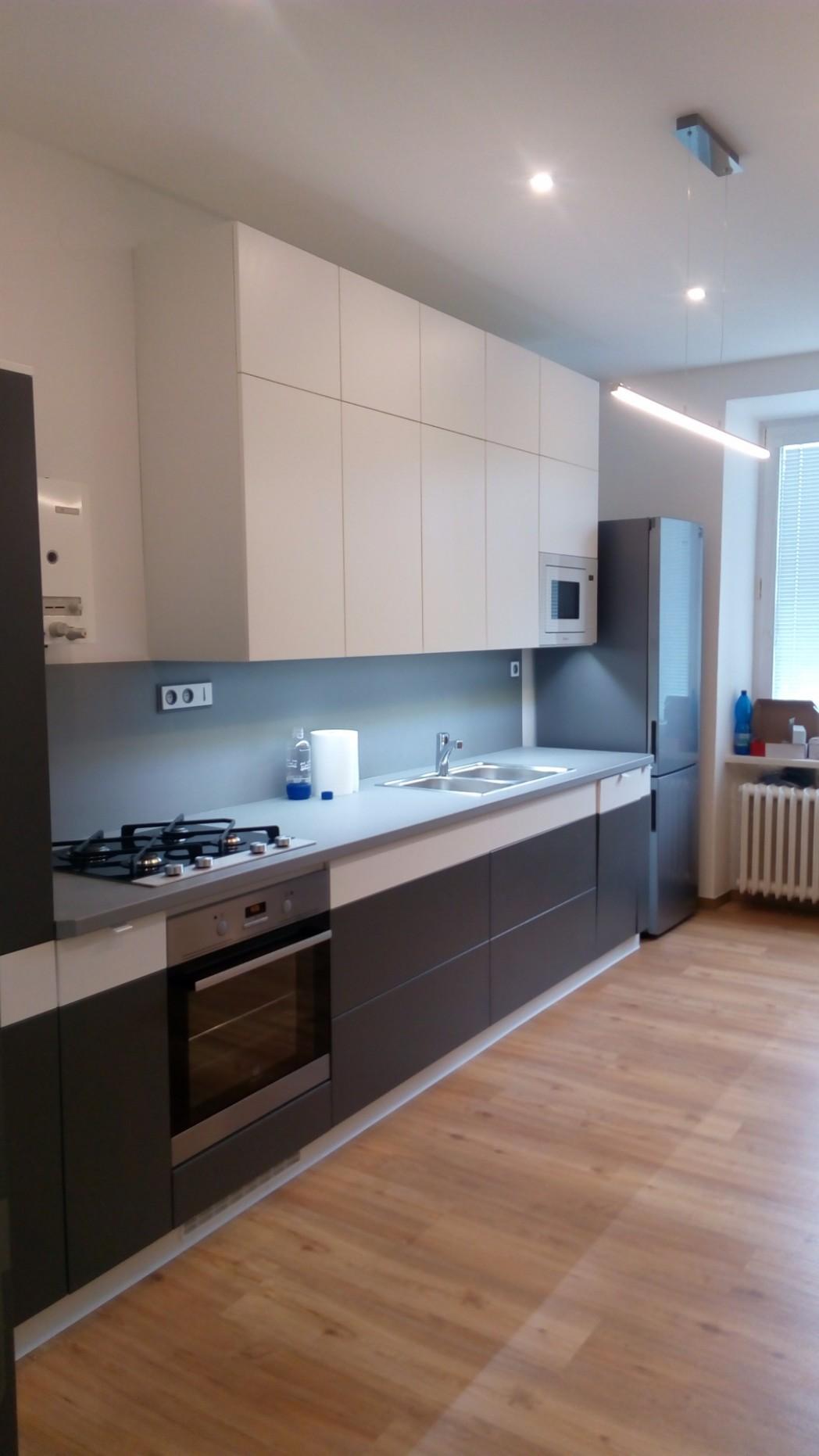 kuchyně Brno, vestavné spotřebiče