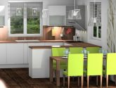 27 Kvalitní Obraz z Kuchyne Ostruvek