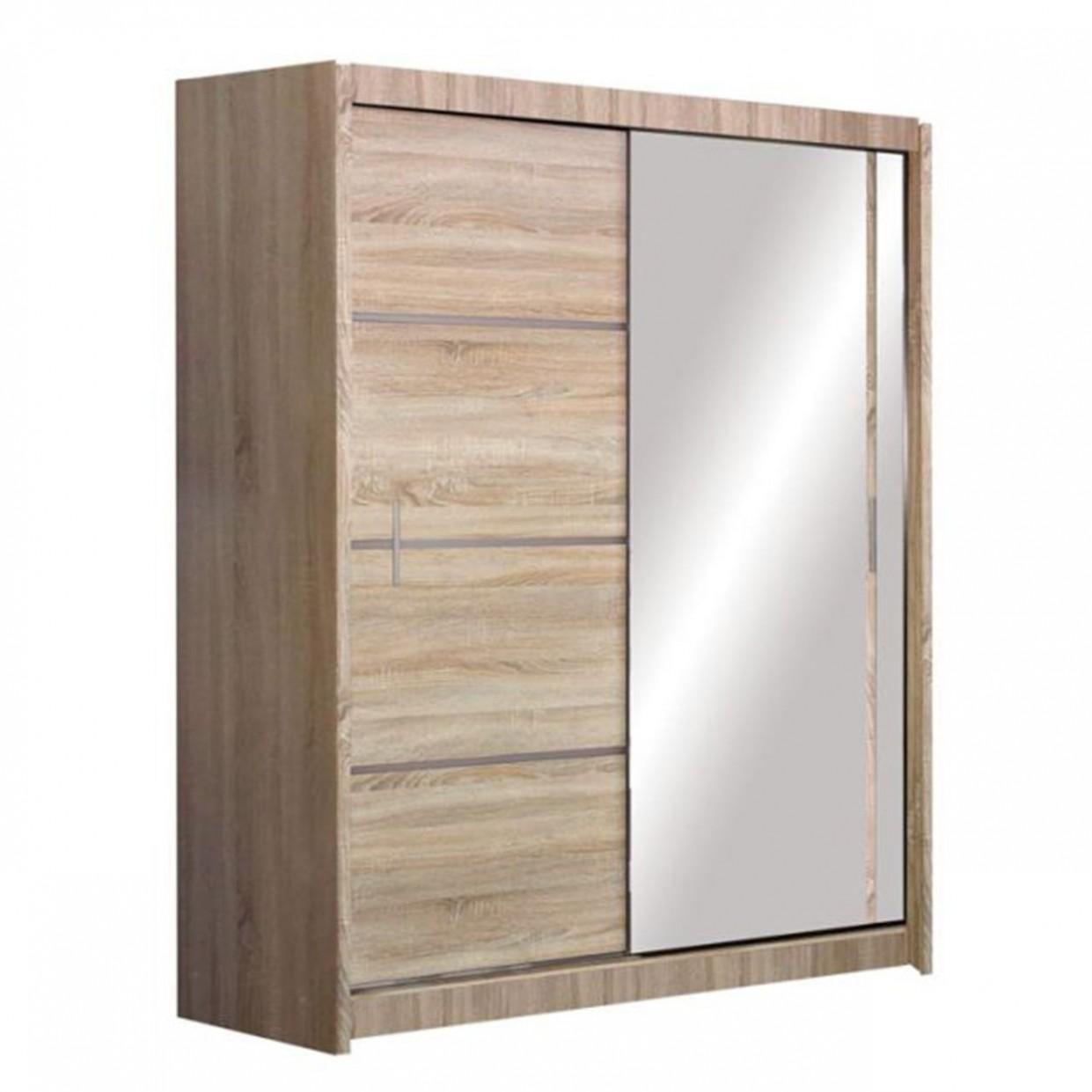 Moderní šatní skříň s posuvnými dveřmi Vista 54