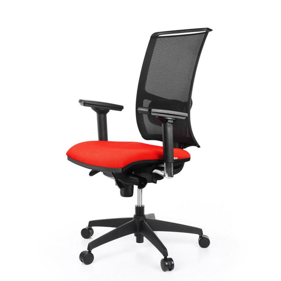 Kancelářská židle ALBA Lara NET XXL nosnost 66 kg, záruka 66 let ...