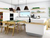 29 Kvalitní Fotografií z Kuchyne Dub