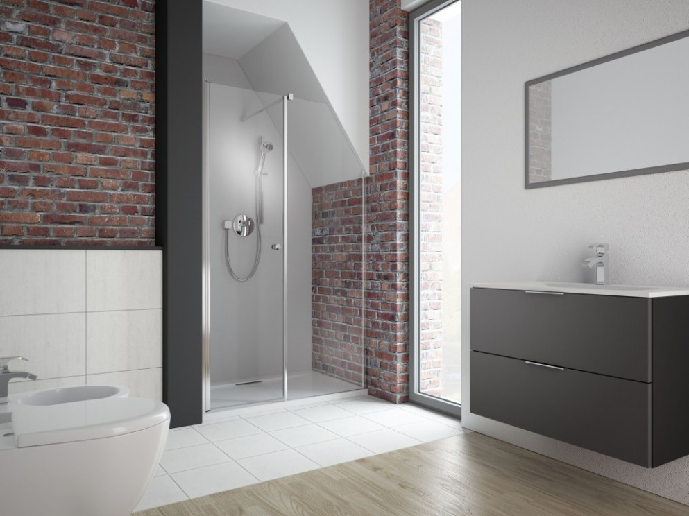 Koupelny v Podkroví