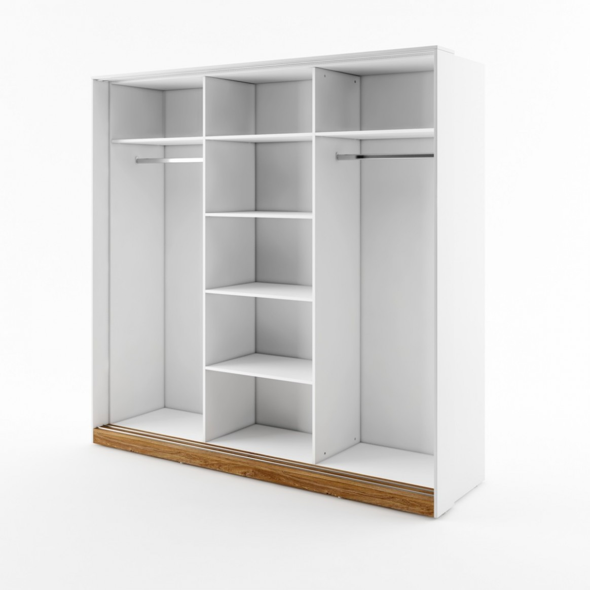 Šatní skříň s posuvnými dveřmi Dentro DT-54 | Home nábytek