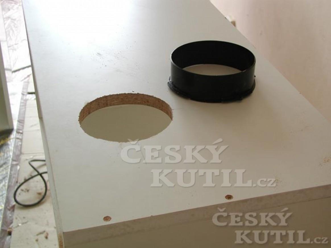Montáž digestoře - Český kutil.cz