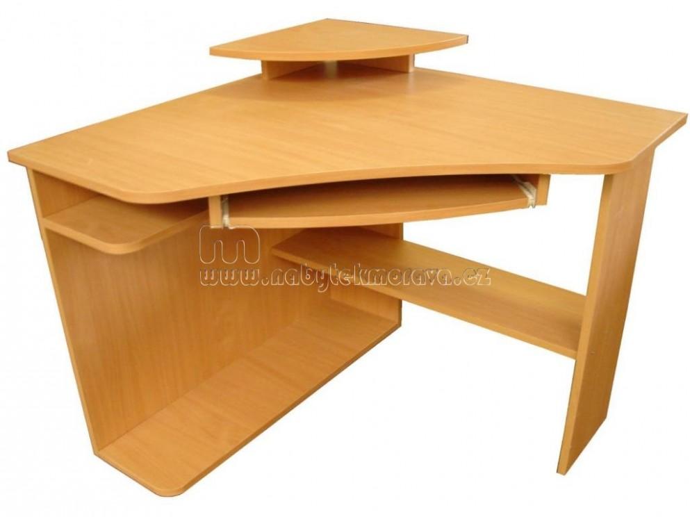 Psací Stůll Rohový