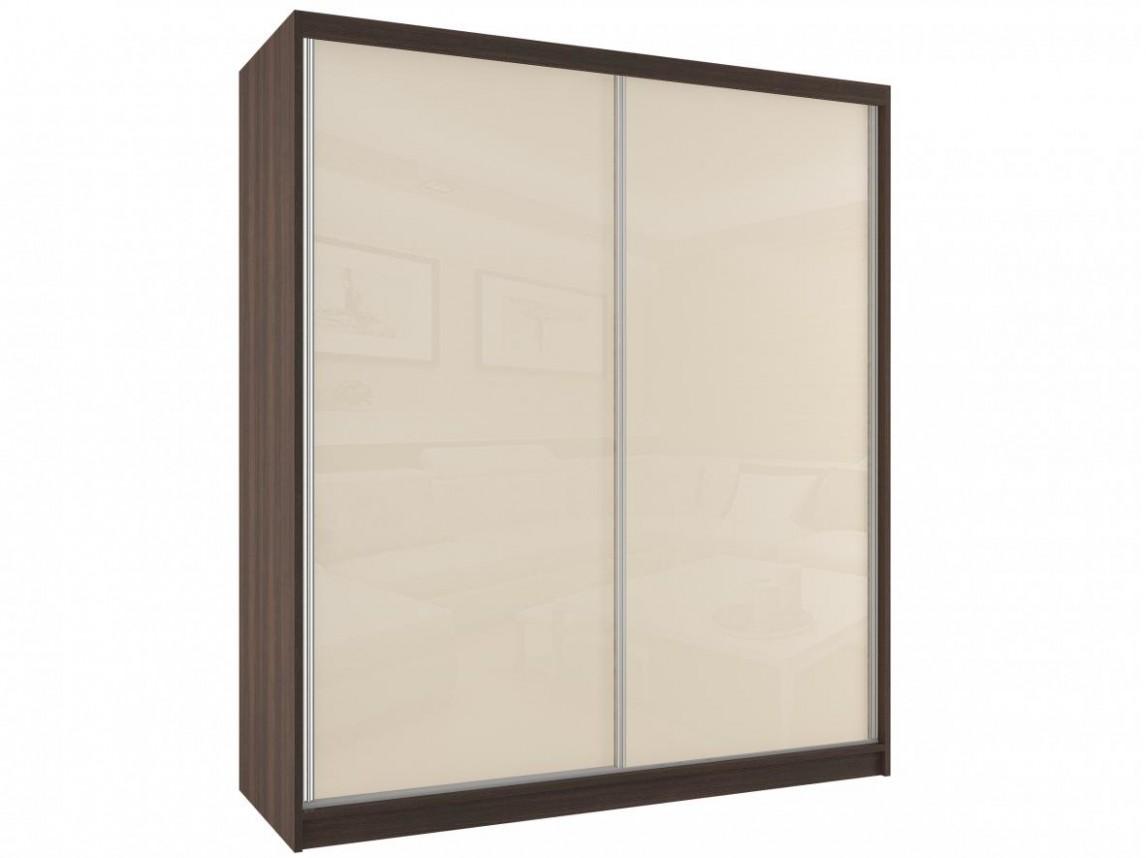 moderní šatní skříň s posuvnými dveřmi bílá - 54 cm šířka - dona ...