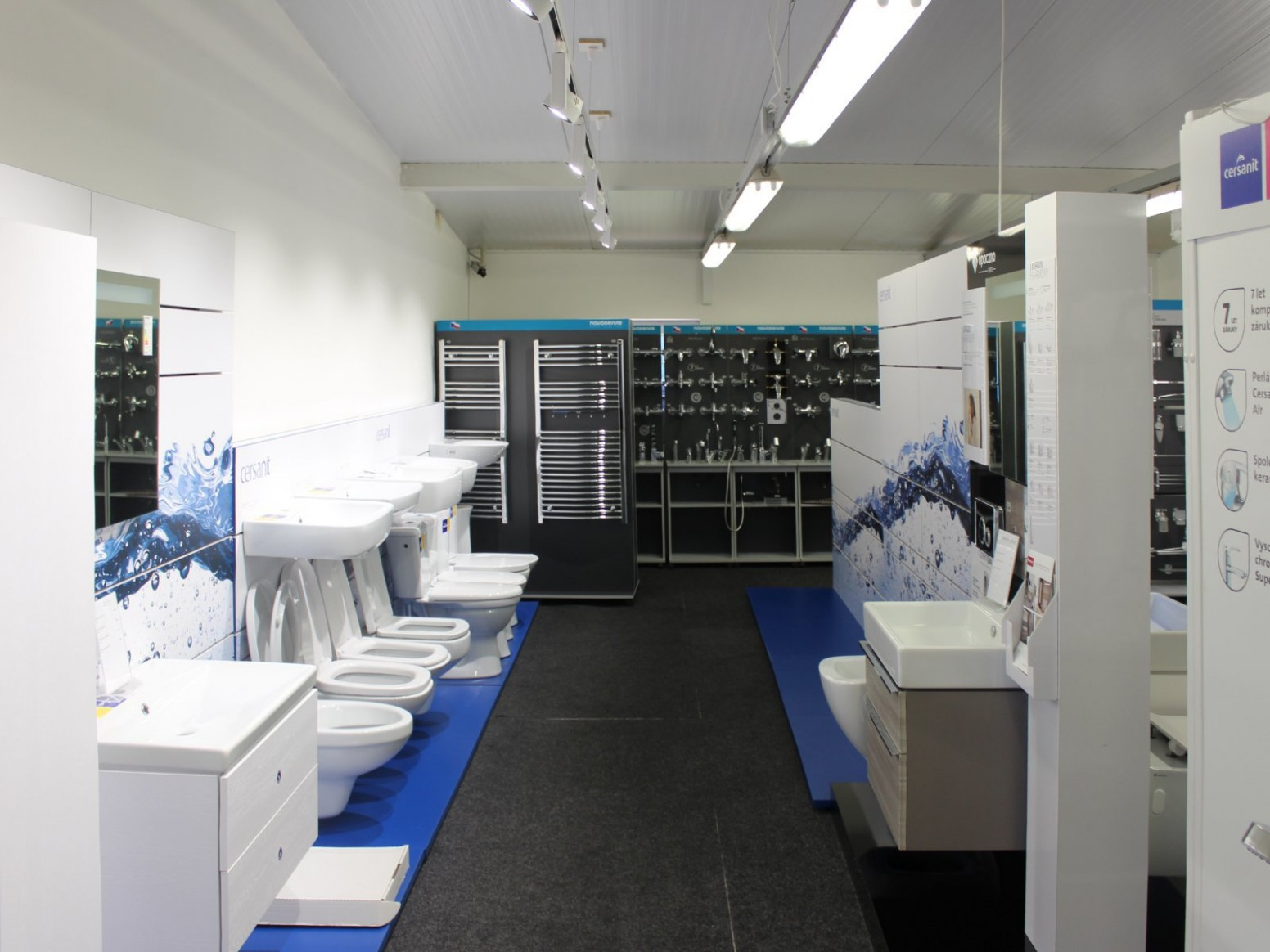 Koupelny Hradec Králové