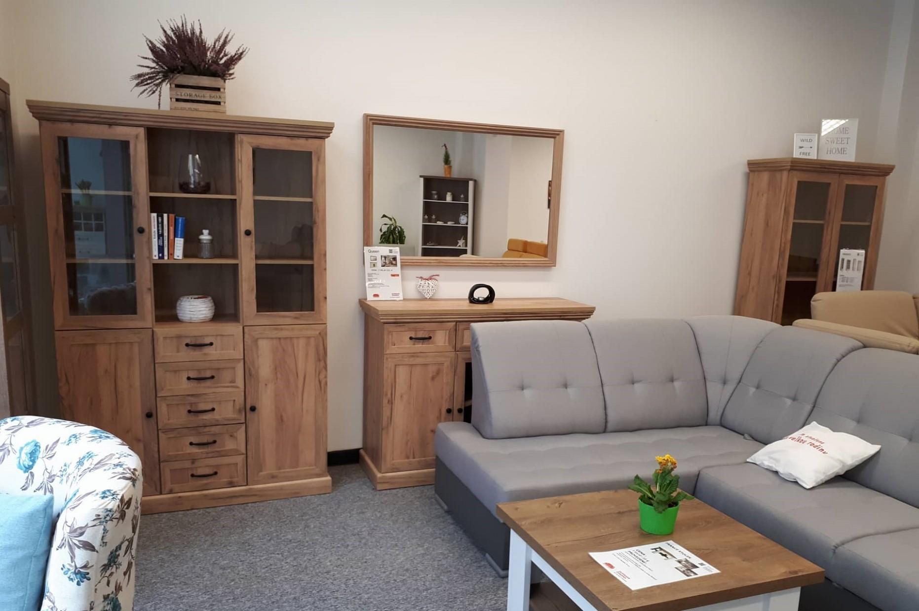 Výprodej - Nábytek do obýváku ve venkovském stylu