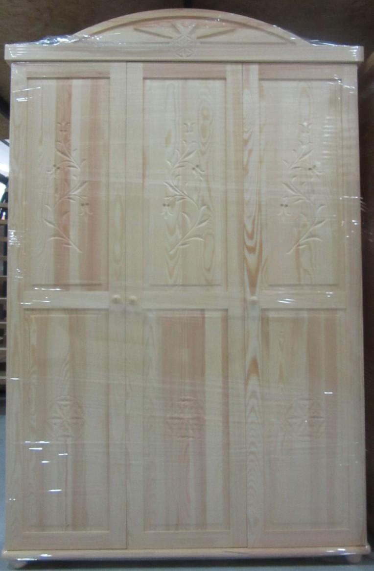 Nábytek z masivního borovicového dřeva, Voskovaný nábytek Dřevěný ...