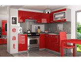 59 Kvalitní Obraz z Kuchyňská Linka Rohová