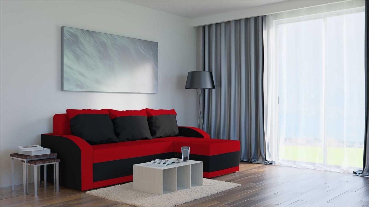 Obývací pokoj : rohová sedací souprava sedačka HARPER-DODÁNÍ DO 48 ...