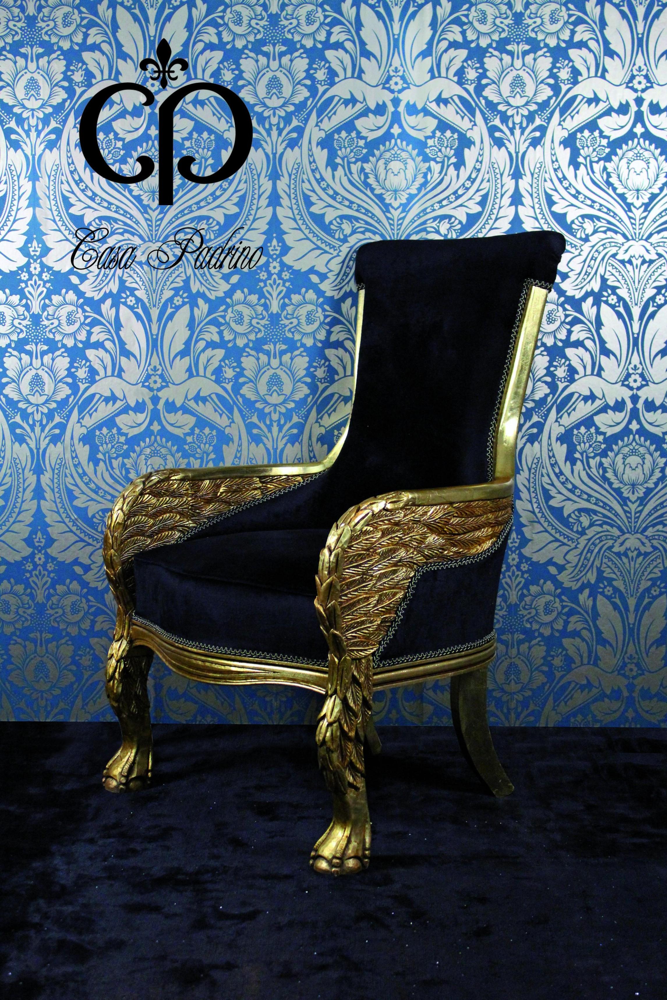 Casa Padrino barokní nábytek k dispozici v celé Evropě