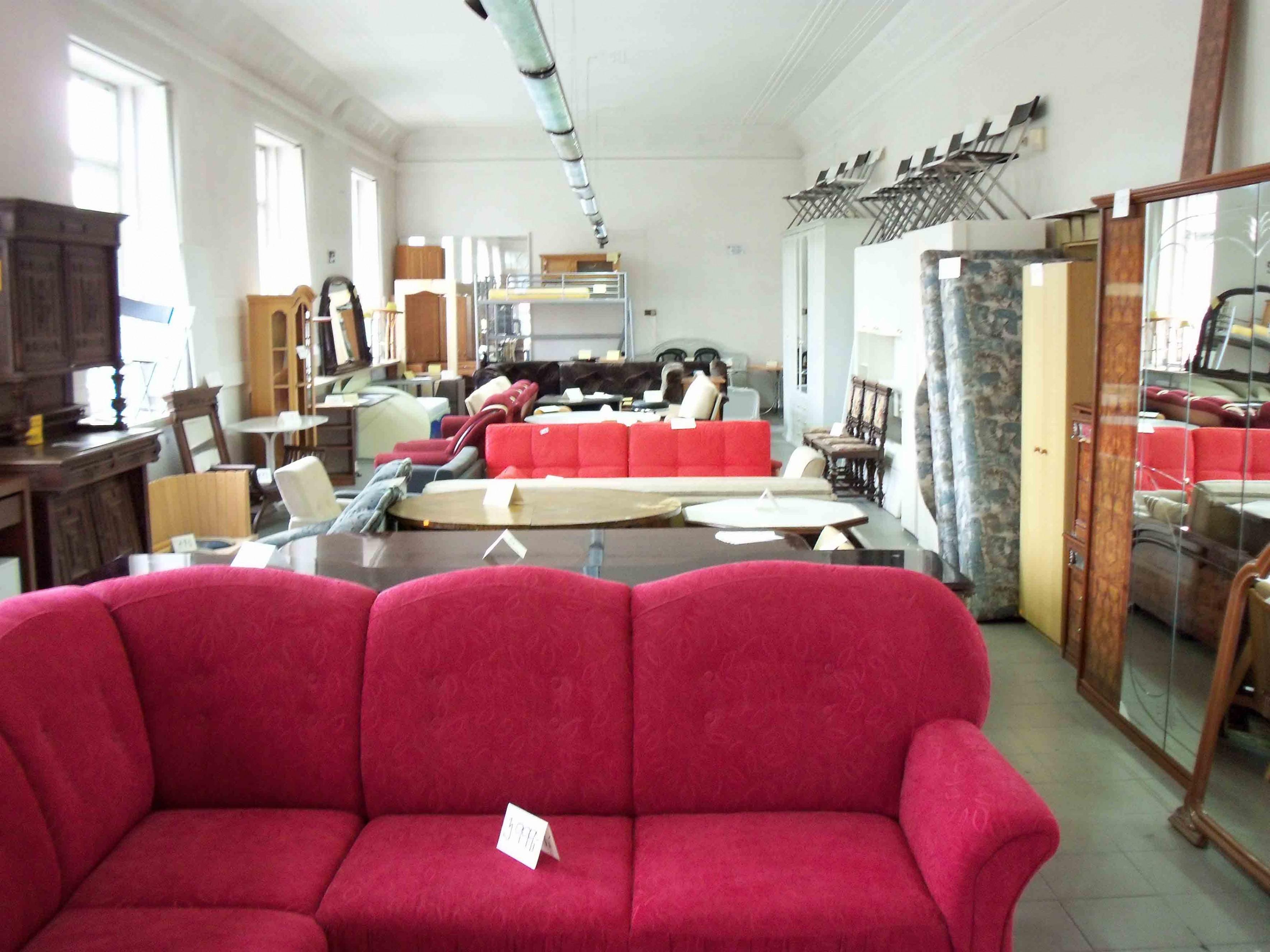 Nová prodejna použitého nábytku v Ostravě | Bazary Měšec