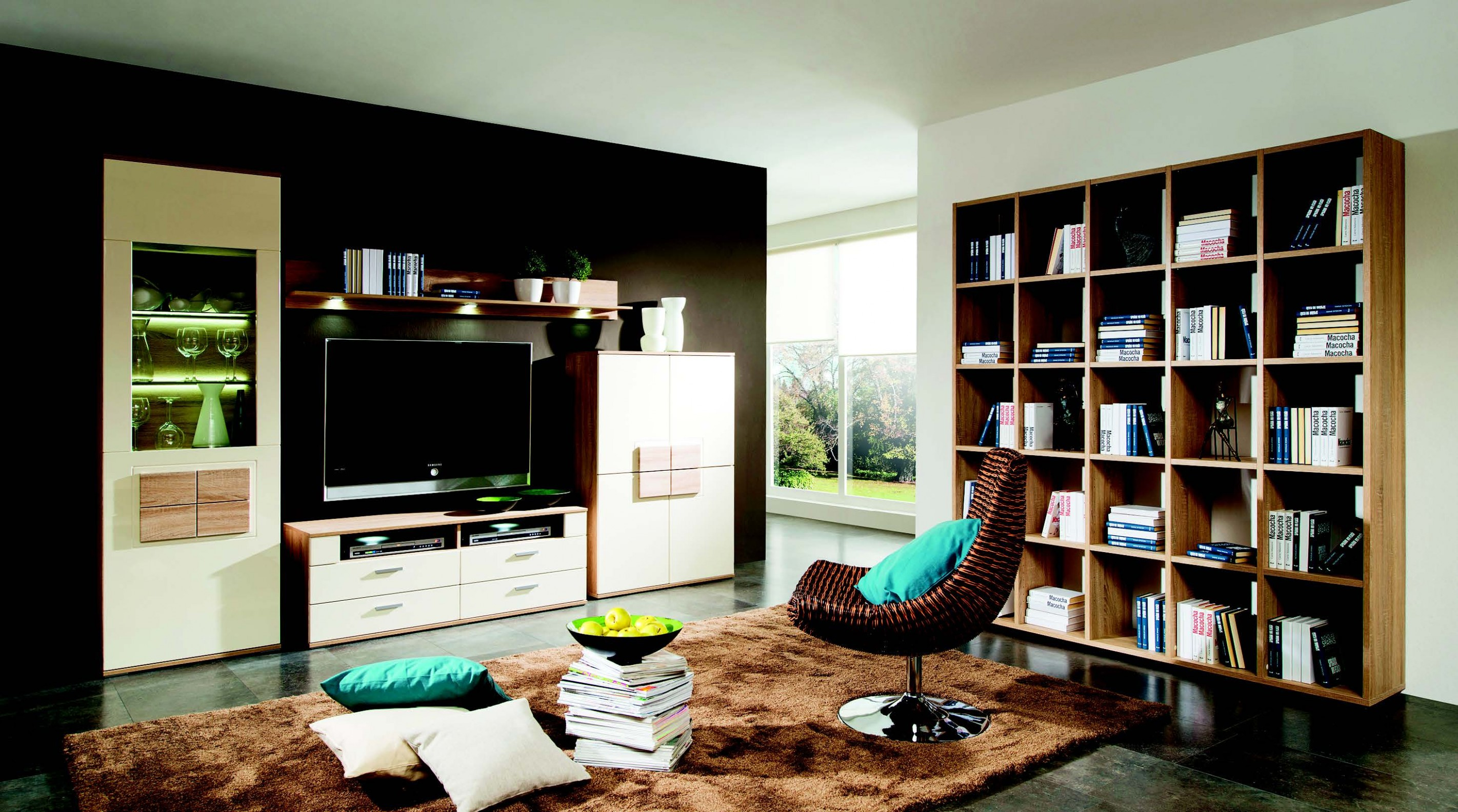 Obývací Stěna Ikea