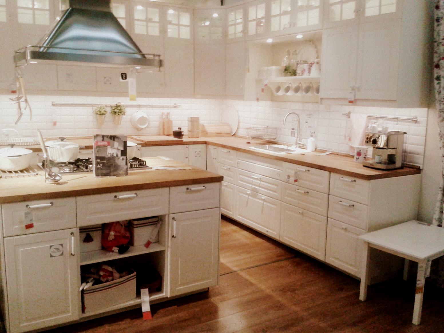 Kuchyne Ikea Inspirace