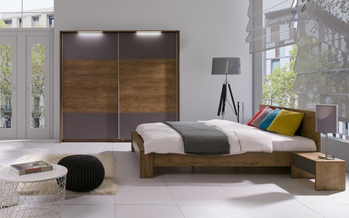 Moderní nábytek do ložnice LATIKA Sestava 36