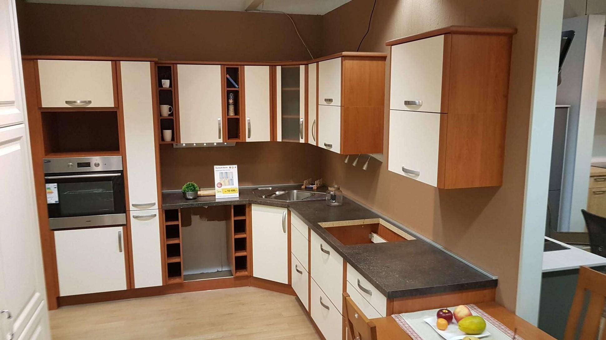 Kuchyně VANILA včetně spotřebičů - Sconto Nábytek | kuchyně ...