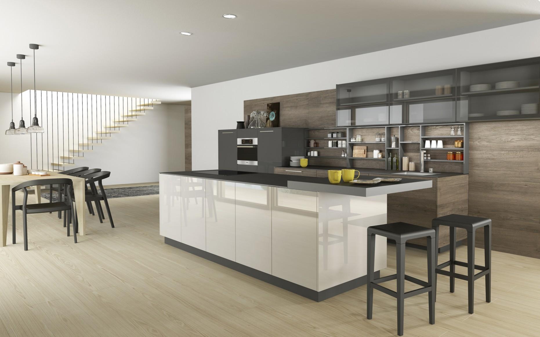 Kuchyne Moderní