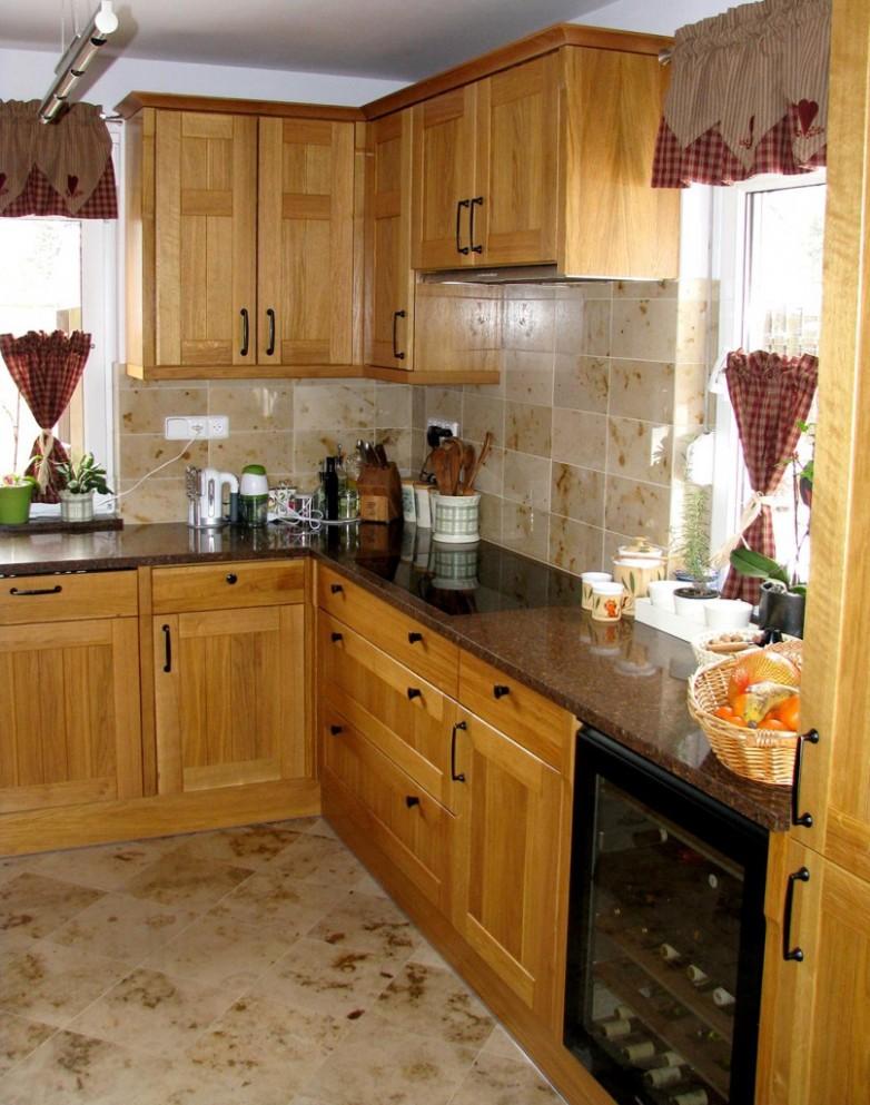 Kuchyne z Masivu