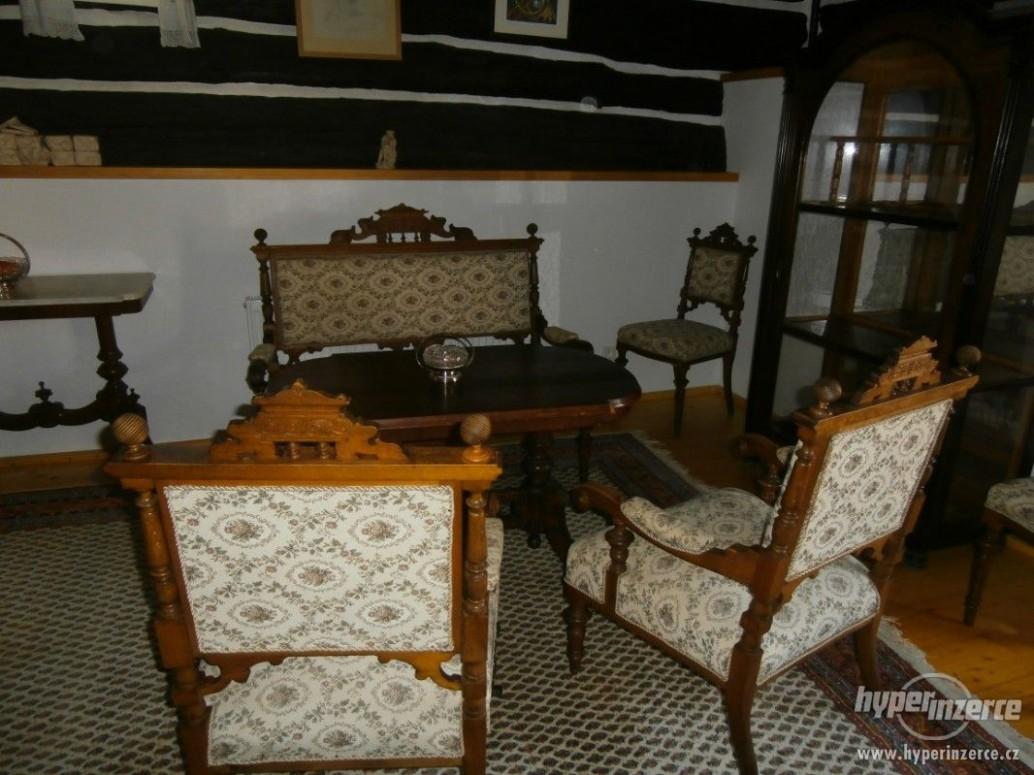 Prodám nábytek do salonu - inzerce, prodám
