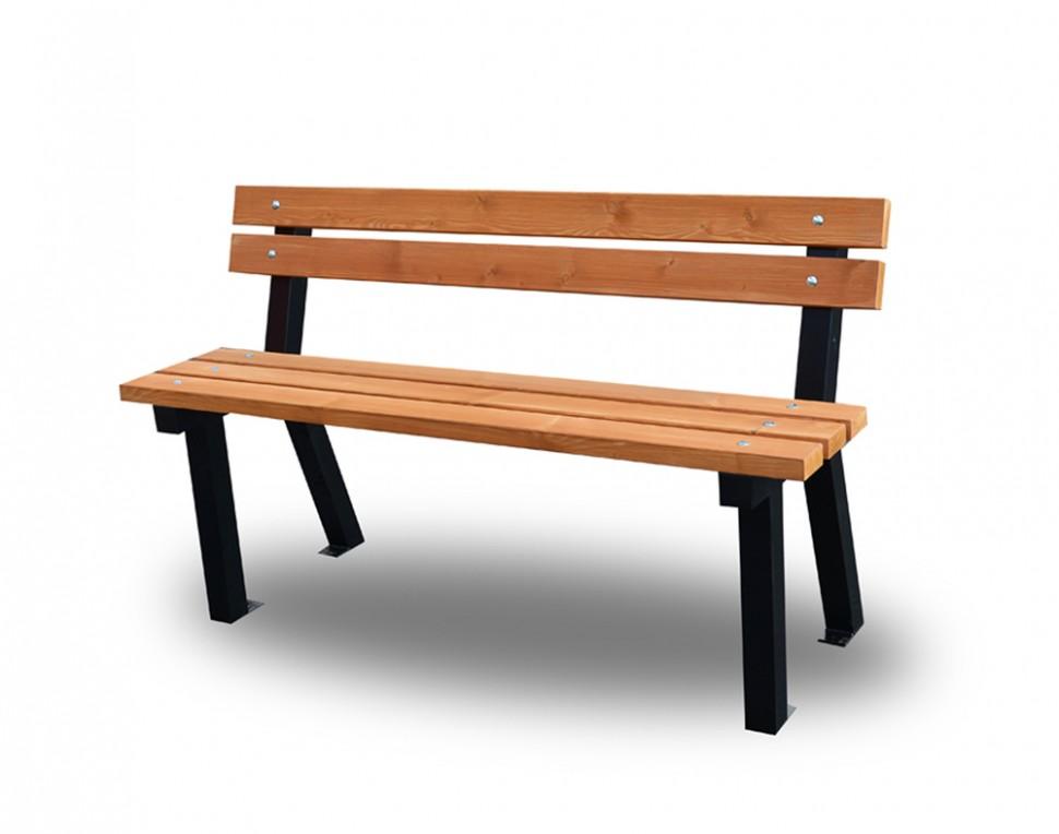 PARDUBICE lavička   Zahradní nábytek   Rojaplast
