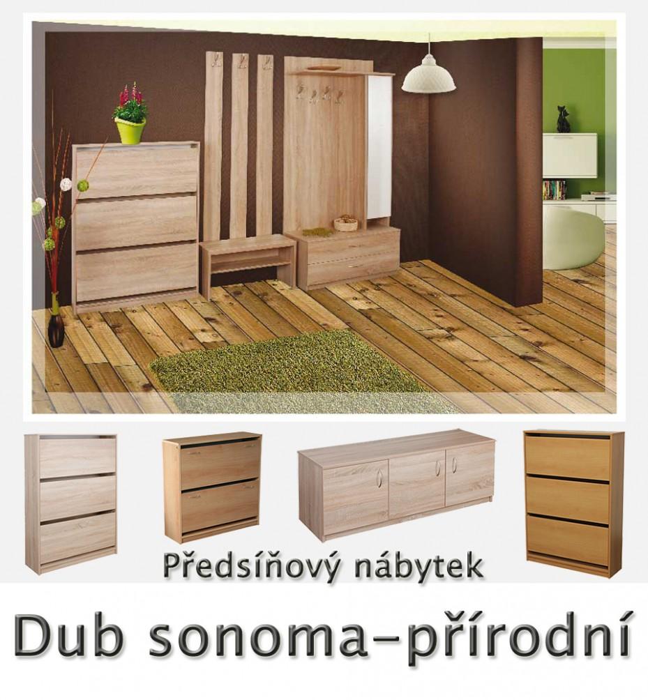 Předsíňový nábytek | Designový NÁBYTEK - nabytek-designovy.cz