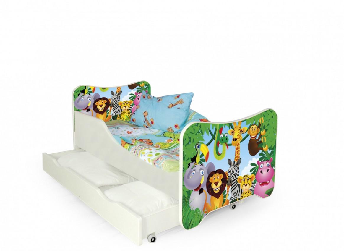 Dětská postel Happy Jungle | ATAN nábytek