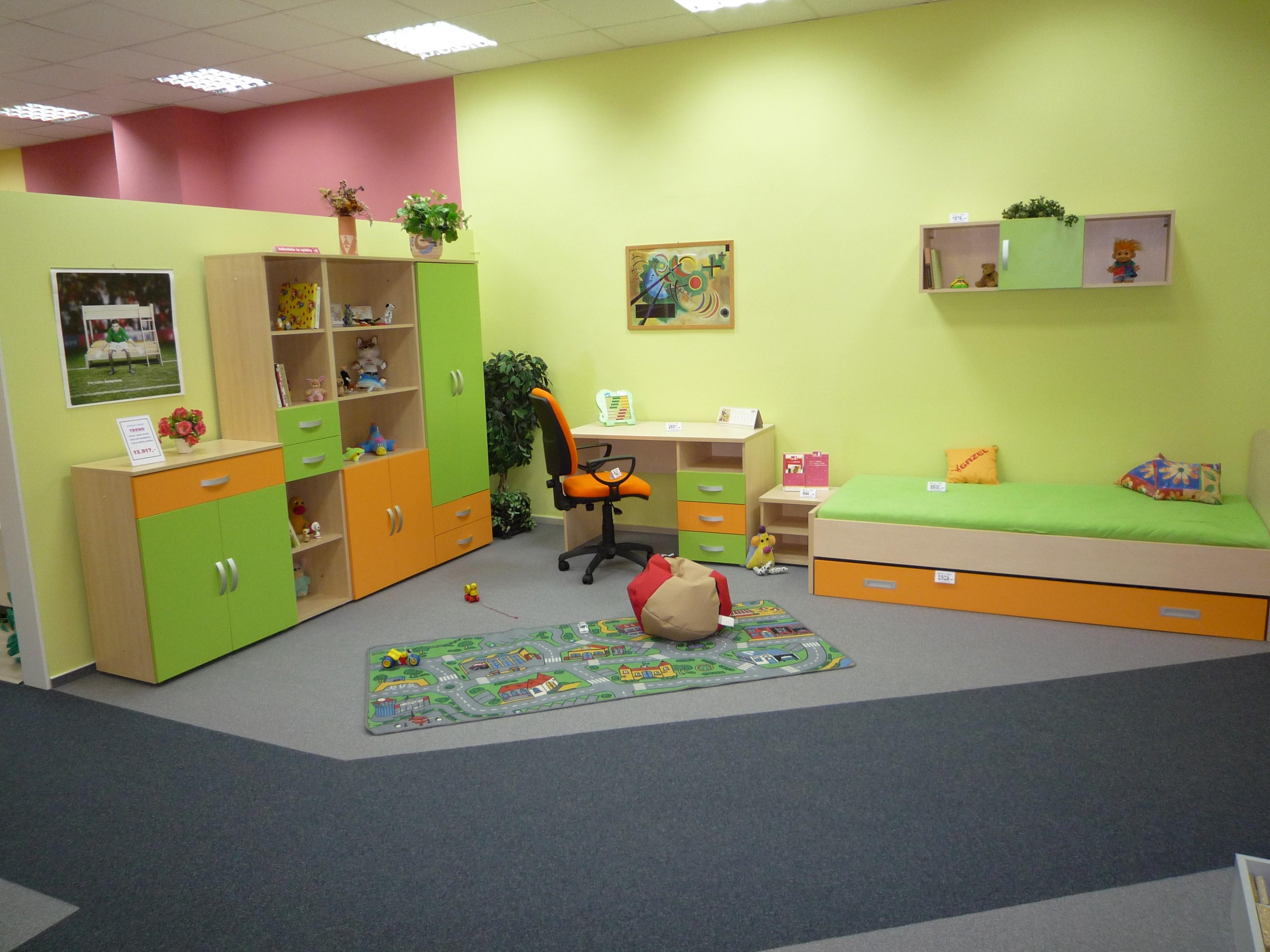 Dětské pokoje | Švarc nábytek