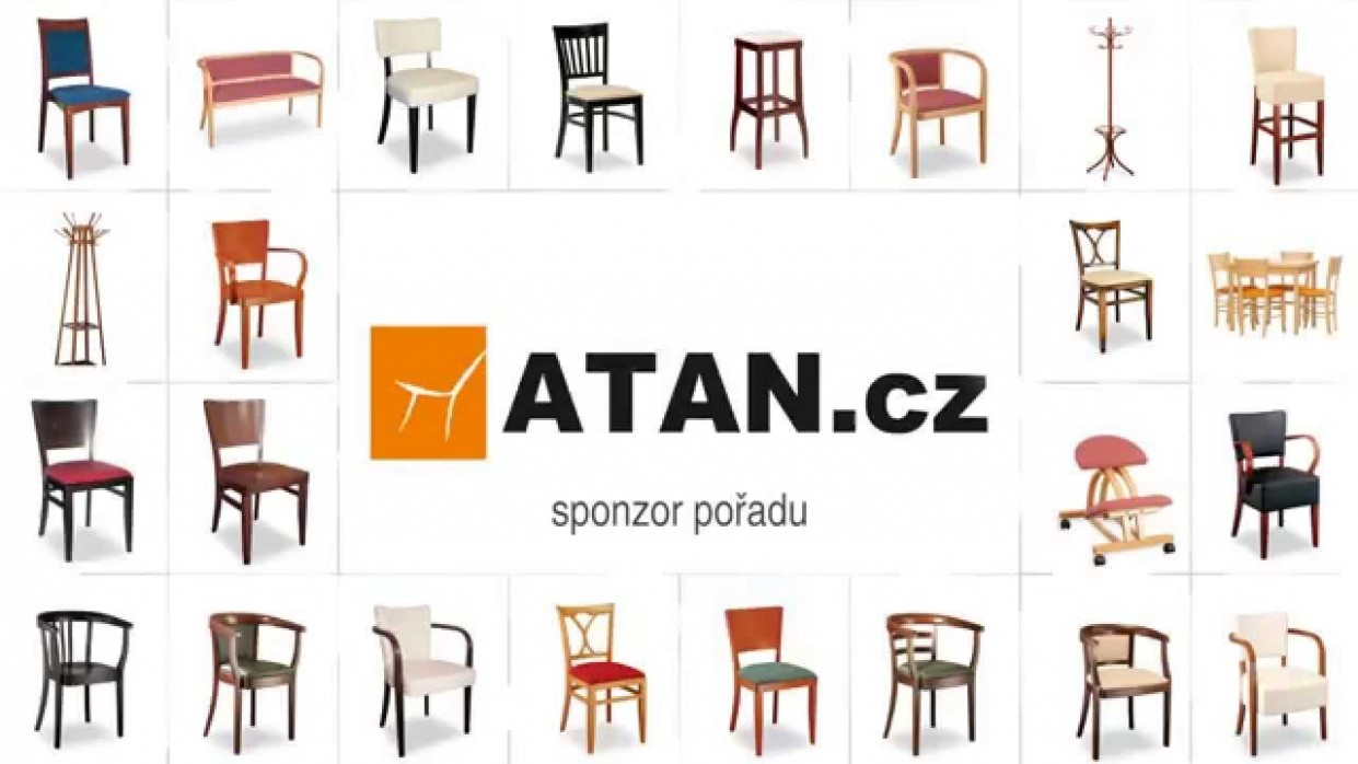 ATAN nábytek - TV sponzoring - YouTube