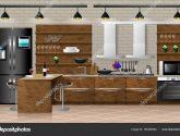 34+ Nejvíce Stock z Moderní Drevené Kuchyne