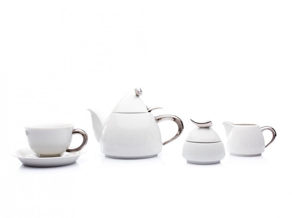 Čajové konvice čajová souprava