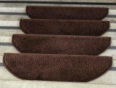 Akcie 69 Nejlépe Fotka z Nášlapy Na Schody| - Kobercové nášlapy na schody Eton 14 x 14 cm - barva hnědá - FUF