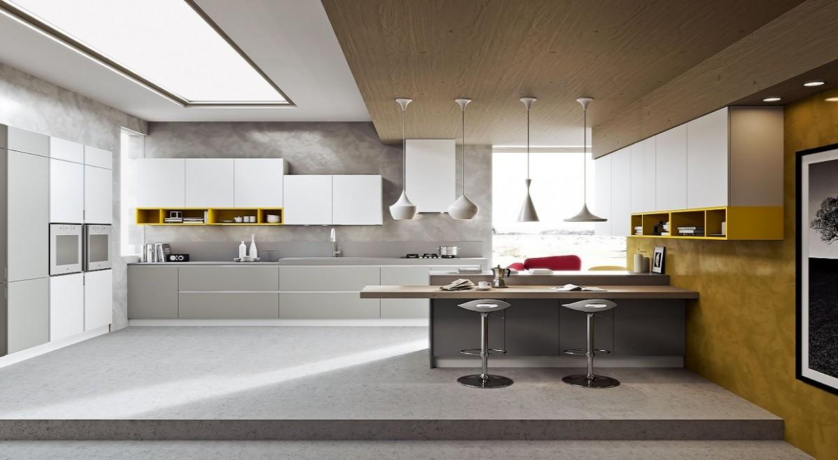 Moderní Drevené Kuchyne
