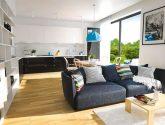 Kolekce 33+ Nejnovejší Obrázek z Obývací Pokoj S Jídelnou