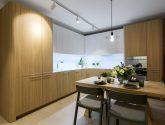 Kolekce 54+ Nejchladnejší Sbírka z Moderní Drevené Kuchyne