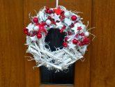 Akcie 97 Svátecní šaty Obraz z Vánocní Venec - Vánoční věnec na dveře / Zboží prodejce Envioshop
