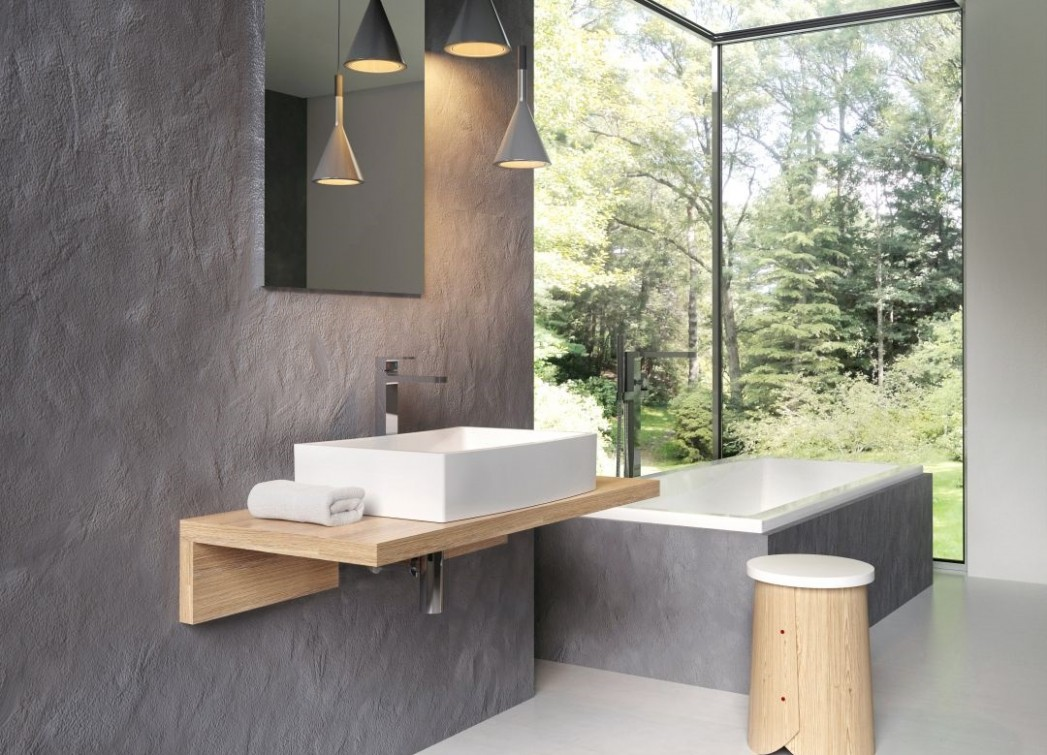 Designová umyvadla na desku do koupelny | Keraservis - Deska Pod Umyvadlo
