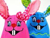 Easter, Easter Bunny, Colorful, Color - Velikonocní Dekorace