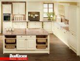 Kuchyně DanKüchen nadčasové řešení kuchyňe na míru - Rustikální Kuchyne