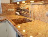 Kuchyňské desky z kamene - Kuchynské Pracovní Desky Vzorník